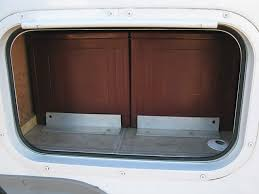 Cabinet Door Vents How To Add Louvered Vent To Rv Cabinet Door For Exterior