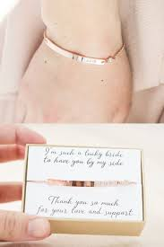 Wedding Gift Gold Best 25 Bridesmaid Bracelet Gift Ideas On Pinterest