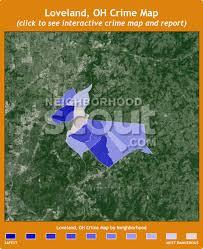 san jose crime map trulia loveland oh crime rates and statistics neighborhoodscout