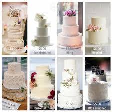 wedding cake flavors decadent cake flavors