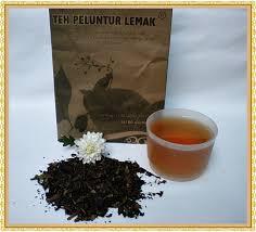 Teh Bsh teh peluntur lemak asli tpl penurun berat badan dari bahan