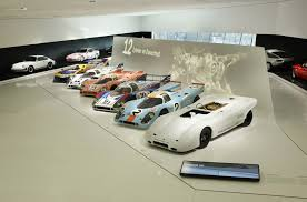 mercedes benz museum porsche and mercedes benz museums swap classics and come up with