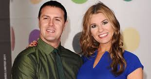 does paddy mcguiness use hair products paddy mcguinness s wife reveals their four year old twins have