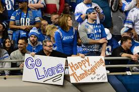 thanksgiving day classic detroit lions vs minnesota vikings