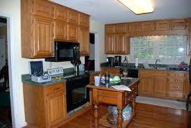Modernizing Oak Kitchen Cabinets Updating Kitchen Cabinets Gprobalkan Club