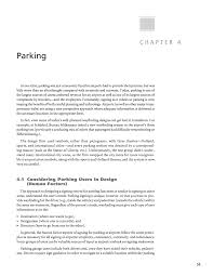chapter 4 parking wayfinding and signing guidelines for