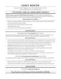 monstercom resume templates monstercom resume templates custodian sle monsterca