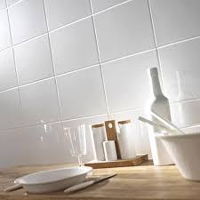 carrelage cuisine blanc carrelage mural blanc mocha castorama thoigian info