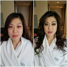 wedding hair and makeup las vegas before and after hair and makeup las vegas