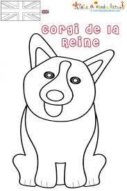 coloriage tête de petit chien coloriage chien tête à modeler