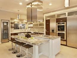great kitchen design with island flour container with tight