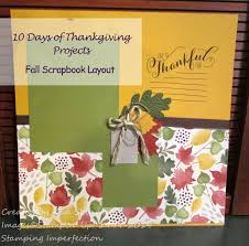 scrapbook layouts sting imperfection