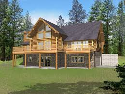 ranch with walkout basement floor plans walkout basement house plans craftsman style ranch with slope bat
