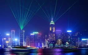 hong kong light show cruise of lights harbour cruise in hong kong