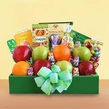 fruit gift basket sensation fruit gift box at gift baskets etc