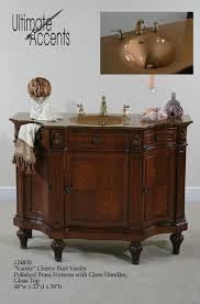 Furniture Style Bathroom Vanity Impressive Furniture Style Bathroom Vanity With Bedroom Top Solid