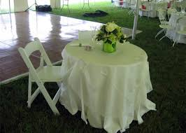 36 by 48 table view table rental options table rentals for weddings events