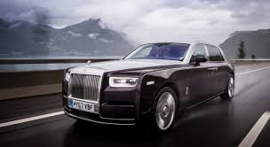 Rolls Royce Phantom Viii Driving The World U0027s Quietest Car In The