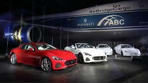 gran turismo maserati 2018 maserati u0027s model year 2018 granturismo and grancabrio make their