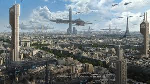 Cityscape Wallpaper by 50 Futuristic City Wallpapers Fantasy Cities Pinterest