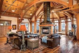 timber frame home interiors alluring timber frame home interiors all dining room