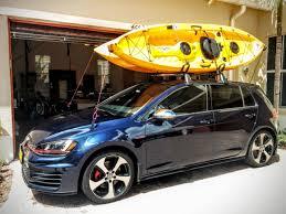 Audi Q5 Kayak Rack - vwvortex com yellow yak