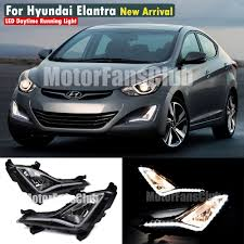 hyundai elantra daytime running lights drl hyundai elantra 2014 promotion shop for promotional drl