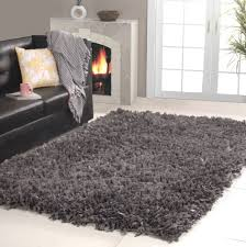 Marrakesh Shag Rug Simple Black And White Area Rug 8x10 Silver Grey Carpets Shag Rugs