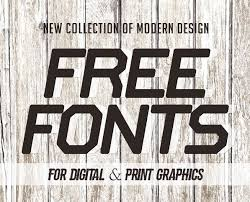 18 new free fonts for graphic design fonts graphic design junction