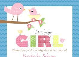 bird baby shower baby birds baby shower invitations baby girl diy
