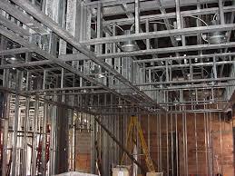 Typical Floor Framing Plan by Light Gauge Metal Stud Framing Buildipedia