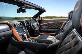 bentley inside view car picker bentley new continental gt speed convertible interior