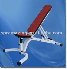Buy Flat Bench Flat Bench Adjustable Weightlifting Chair Fitness Equipment Sports