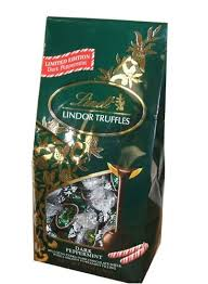 where can you buy truffles lindt lindor truffles peppermint christmas gift bag