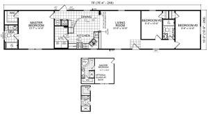 Mobile Home Floor Plans Single Wide New Mobile Homes For Sale Factory Expo Home Centers