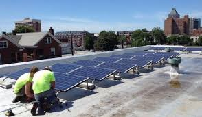 install solar carolina s solar market gripped by growing pains as