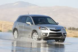 2010 acura rdx review