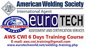 april 2016 aws cwi training course