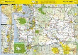 United States Atlas Map Online by National Geographic Road Atlas Adventure Edition National
