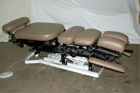 chiropractic tables for sale used chattanooga ergostyle flexion chiropractic table for sale