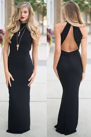 141 usd prom dress mermaid prom dress black party gowns open back
