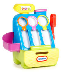 Little Tikes Toy Chest Amazon Com Little Tikes Count U0027n Play Cash Register Playset Toys