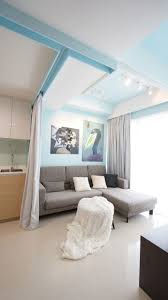 Ceiling Curtain Rods Ideas Twist And Fit Curtain Rod Target Creative Ways To Hang Curtains