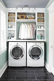 Laundry Room Storage Shelves 28 Best Small Laundry Room Design Ideas For 2018