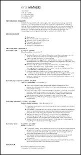 sample data entry specialist resume download data entry resume
