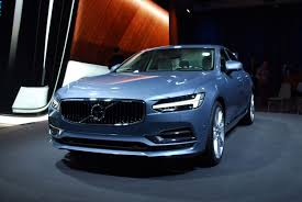 New Muscle Cars - 2017 volvo s90 is a threat for its competition check it out