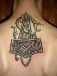 viking tattoos design and ideas