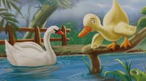 the ugly duckling short stories