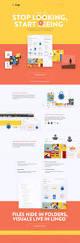 11 best landing page design inspiration images on pinterest