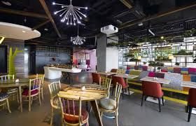 google office interior google u0027s new office in malaysia is a wild indoor jungle photos